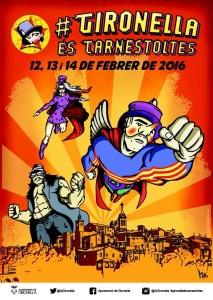 Cartell Gironella Carnaval