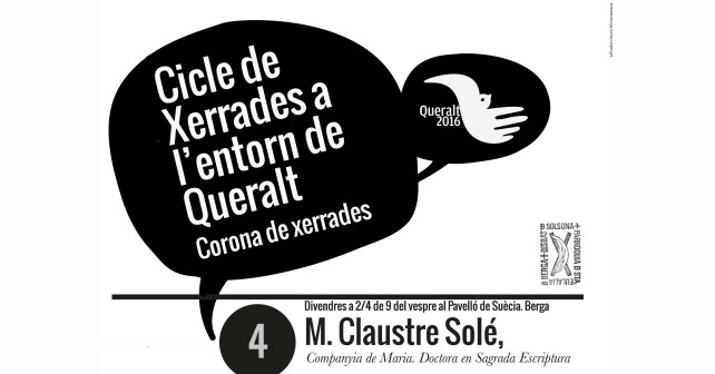 Cartell Cicle Xerrades Claustre
