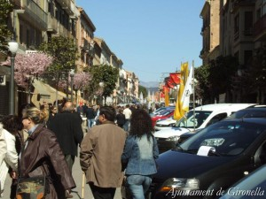 fira ajuntament de Gironella