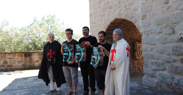 Presentació de la Festa dels Templers de Puig-reig