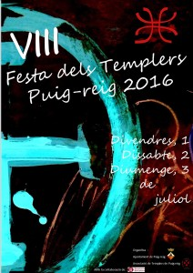 Templers 2016. Cartell