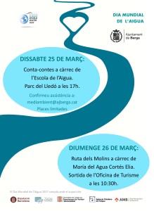Ajuntament de Berga Dia de Aigua