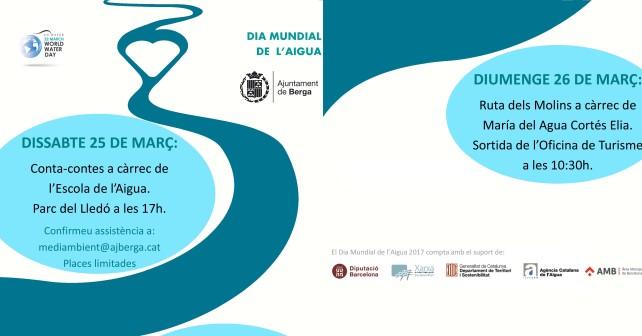 port Ajuntament de Berga Dia de Aigua