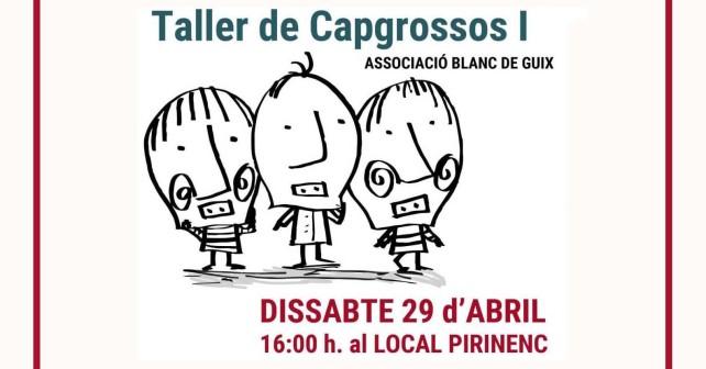 Taller capgrossos I Vilada port