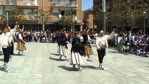 Sant Jordi ballets Rosaret