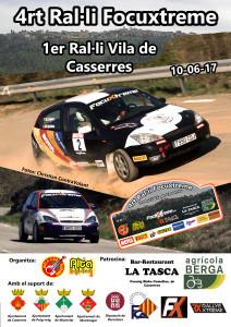 Poster Vila de Casserres