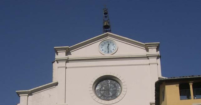port rellotge sant pere