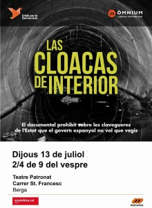 documental cloacas interior