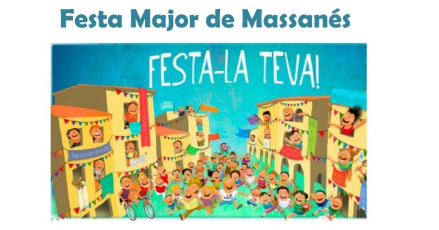 port Festa Major de Massanés estiu 2017