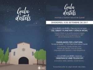 Gala d'estels 2017