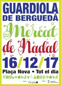 cartell fira de Nadal 2017
