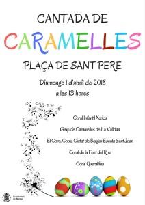 CANTADA DE caramelles (2)