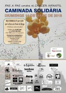 Cartell 'Pas a Pas' Ginkgo 2018