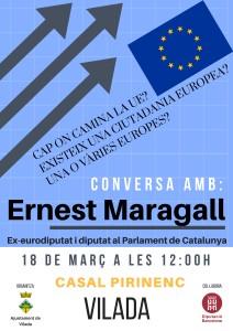 Conversa amb Ernest Maragall