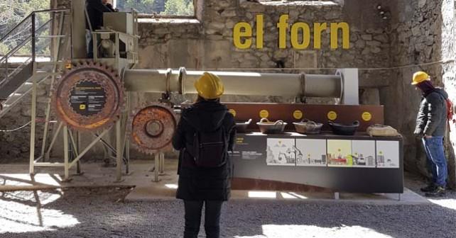 PORT forn museu ciment