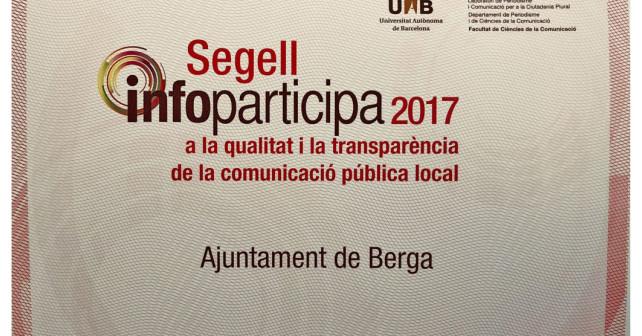 Segell Infoprticipa 2017