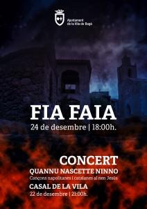 Baga Concert FiaFaia 2018