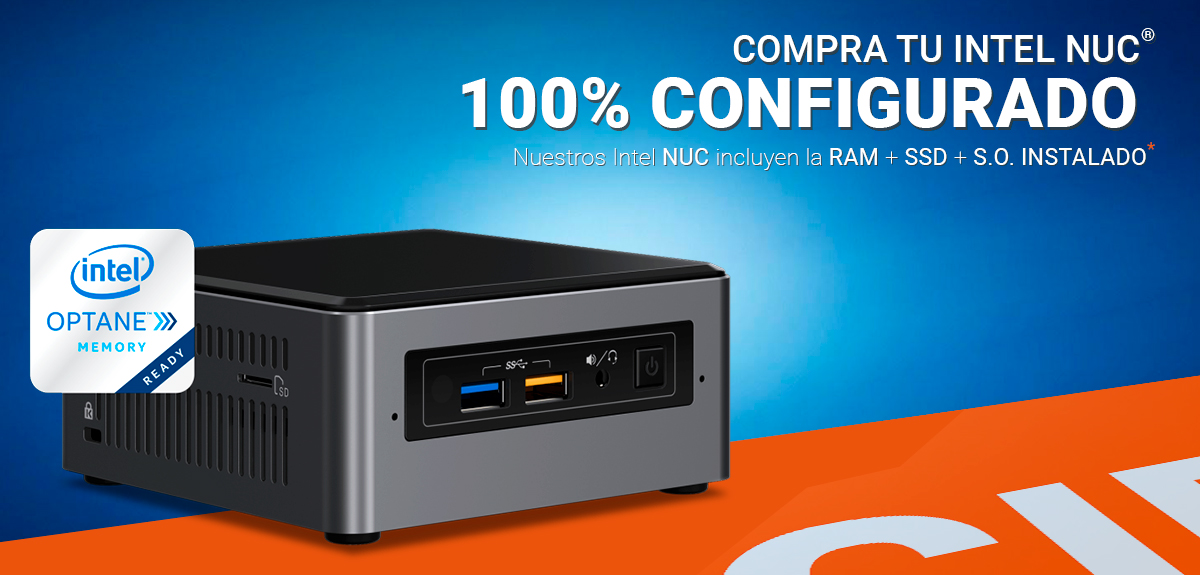 Comprar mini pc intel nuc