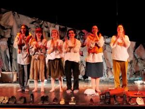 Trafec teatre obra t4 italia