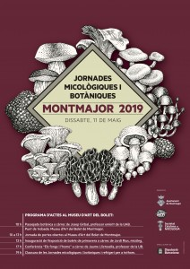 CARTELL JORNADES MICOLOGIQUES 2019.indd
