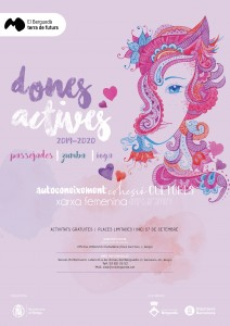 Cartell 4a 'Dones Actives'