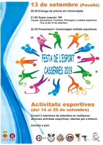 Programa Festa Esport
