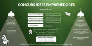 Concurs Idees Emprenedores_Díptic 2019-2020