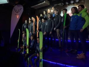 Escola d'esquí de muntanya MRB 2019 2020 - Foto Queral Gonfaus