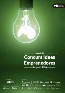 Concurs Idees Emprenedores_Cartell 2020-2021