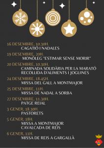 Cartell General Nadal