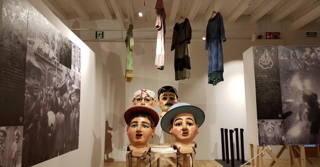 Foto expo Patum a Sant Francesc (Nans Nous)