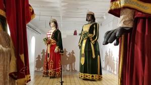 Foto exposició Patum a Sant Francesc (07-01-21)