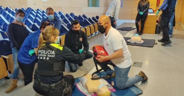 Foto - Formació Policia Local - De tot cor