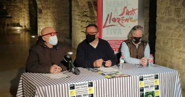 Presentació Monestir St Llorenç 30març2021 (2)
