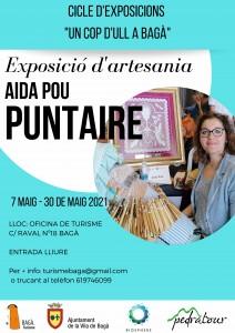 Cartell Expo Aida Pou 2021