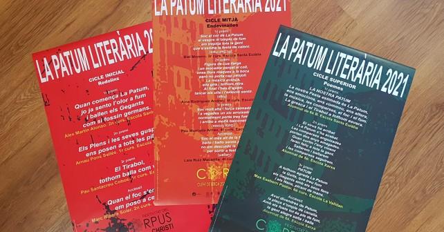 Cartells Patum literària