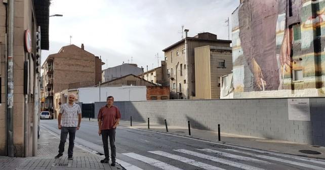 Presentació inici obres ronda Moreta