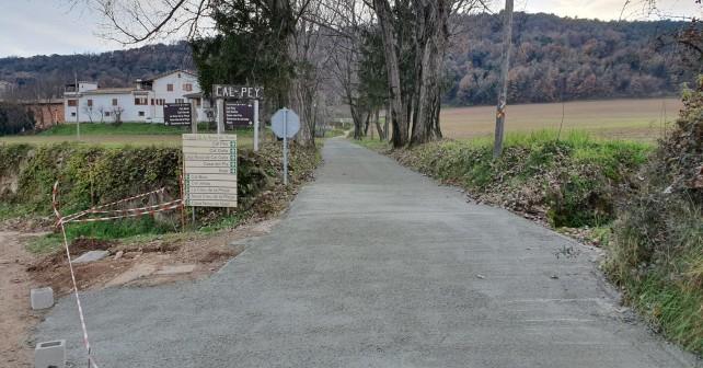 Foto arranjament camí de Noet 1